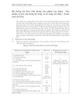 Tài liệu TCVN 4058: 1985 ppt