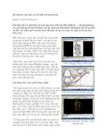 Tài liệu Vẽ nhanh các bản vẽ chi tiết với AutoCad pdf