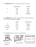 Tài liệu Active grammar 2 part 7 docx