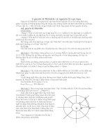 Tài liệu Nguyên Lí Dirichle & Cực Hạn pdf