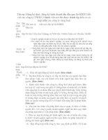 Tài liệu Thủ tục Đăng ký thuế pdf