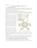 Tài liệu Trang bị điện máy in vải pdf