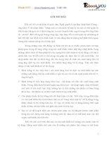 04 chuyen de tot nghiep chuyển dịch cơ cấu XK của VN trong thời gian tới