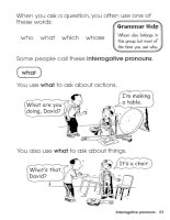 Tài liệu Active grammar 1 part 10 doc