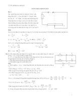 Tài liệu Bồi dưỡng HSG Vật Lý 9 phần Điện