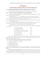 Tài liệu Chẩn đoán trạng thái kỹ thuật ô tô chương 9 docx