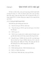 Tài liệu Tổng quan về chuyển mạch mềm và giải pháp của ALCATEL, chương 8 pdf