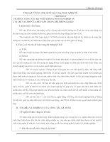 Tài liệu Tổ chức công tác kế toán trong doanh nghiệp sản xuất pdf