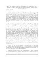 TÌM HIỂU và ĐÁNH GIÁ QUY TRÌNH XUẤT KHẨU sản PHẨM nội NGOẠI THẤT của CÔNG TY cổ PHẦN PHƯỚC HIỆP THÀNH