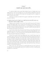 Tài liệu Thiết bị vận chuyển_chương 3 pdf
