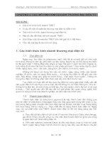 Tài liệu 1. Các hình thức kinh doanh thương mại điện tử doc