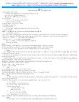 Bài giảng Bài tập ôn luyện toán 5