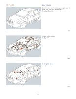Tài liệu Khái quát về hệ thống điện thân xe P1 doc