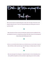 Tài liệu Điều kỳ diệu của tình yêu pdf