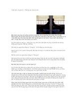 Tài liệu Lãnh đạo và quản lý - Những câu chuyện nhỏ docx