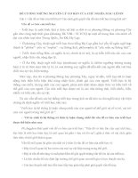 ĐỀ CƯƠNG NHỮNG NGUYÊN LÝ CƠ BẢN CỦA CHỦ NGHĨA MÁC-LÊNIN