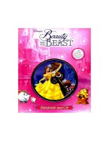 Disney Book - Beauty and the beast