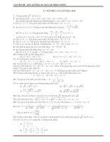 Tài liệu Tuyển tập các bài toán số học bồi dưỡng học sinh giỏi lớp 12 pptx