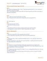 60 tuyen tap de thi dai hoc thuong mai ebook VCU bo de tu tuong HCM