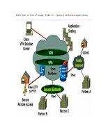 Tài liệu Kiến thức cơ bản về mạng: Phần 12 – Quản lý tài khoản người dùng ppt
