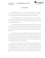 15 chuyen de tot nghiep hàng dệt may VN sang TT phi hạn nghạch
