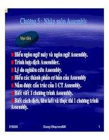 Tài liệu Hợp ngữ ASM-Chương 06-Nhập môn ASM docx