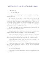 Tài liệu Quản trị sản xuất 13.1 pdf