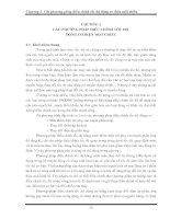 Tài liệu Chương 2_ Các phương pháp điều chỉnh tốc độ động cơ điện một chiều pptx