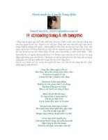 Tài liệu Từ vựng Tiếng Anh pdf