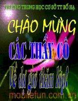 Tài liệu Tiet 43 Chim Bo cau