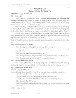 Tài liệu Giáo trình Kinh tế đầu tư Chương 8 pdf