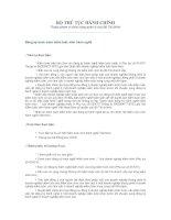 Tài liệu Đăng ký danh sách kiểm toán viên hành nghề docx