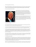 Tài liệu Hai điều ngộ nhận về lãnh đạo doc