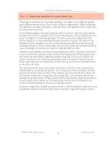 Tài liệu Answers to all toefl essay question part 9 doc