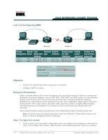 Tài liệu Lab 7.3.5 Configuring IGRP pptx