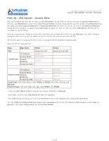 Tài liệu Part 38 - ISA Server - Access Rule doc