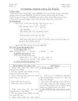 Bài soạn Giao âni 8 - Tuan 23 - 3 cot