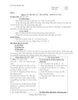 Bài giảng GA Địa lý 8 (cả năm)