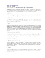 Tài liệu 10 loai thuc pham tot cho suc khoe