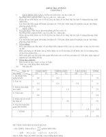 Tài liệu KIỂM TRA 45 PHÚT CHƯƠNG I doc
