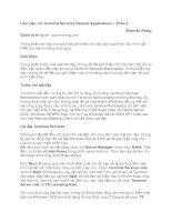 Tài liệu Làm việc với Terminal Services Remote Applications – Phần 2 doc