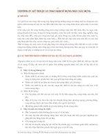 Tài liệu CHƯƠNG 5: Kỹ thuật an toàn khi sử dụng máy xây dựng doc
