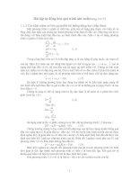 Tài liệu Bài tập tự động hóa quá trình sản xuất docx