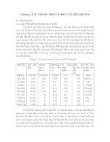 Tài liệu Khoa học môi trường đại cương P2 pdf
