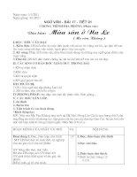 Bài soạn van 9 ki 2 chuan