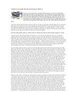 Tài liệu Trả thù lao cho giám đốc thế nào là hợp lý? pdf