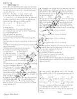 Tài liệu Ôn tập vật lý docx