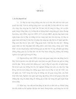 Luận văn ngôn ngữ trong tập bóng chữ của lê đạt