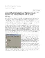 Tài liệu Giới thiệu về AppLocker – Phần 1 ppt
