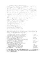 Bài giảng tài liệu bd hsg tiếng anh 9